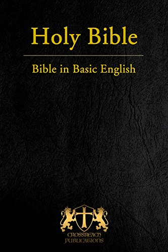 Bible in Basic English (BBE): (Revised 1965) (CrossReach Bible Collection Book 13)