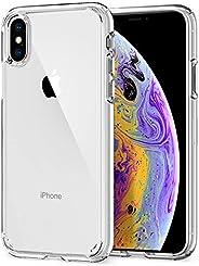 Spigen Ultra Hybrid Designed for Apple iPhone Xs Case (2018) / Designed for Apple iPhone X Case (2017) - Cryst