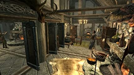 Amazon com: The Elder Scrolls V Skyrim: Hearthfire DLC - PS3