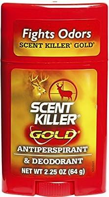 Scent Killer Gold 2030117 1247 Wildlife Research Antiperspirant & Deodorant