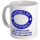 CafePress - Seinfeld - Vandelay Industries Mug - Unique Coffee Mug, Coffee Cup