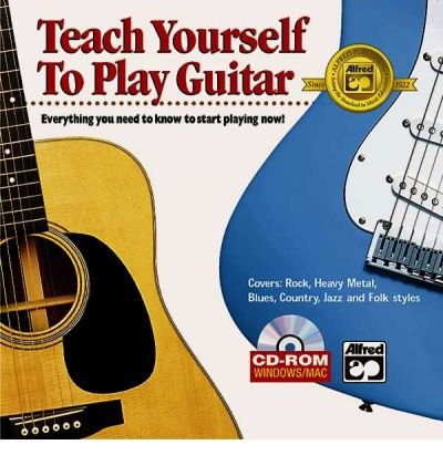 Download Alfred's Teach Yourself to Play Bass : Everything You Need to Know to Start Playing Now!, CD-ROM Jewel Case(CD-Audio) - 2003 Edition pdf