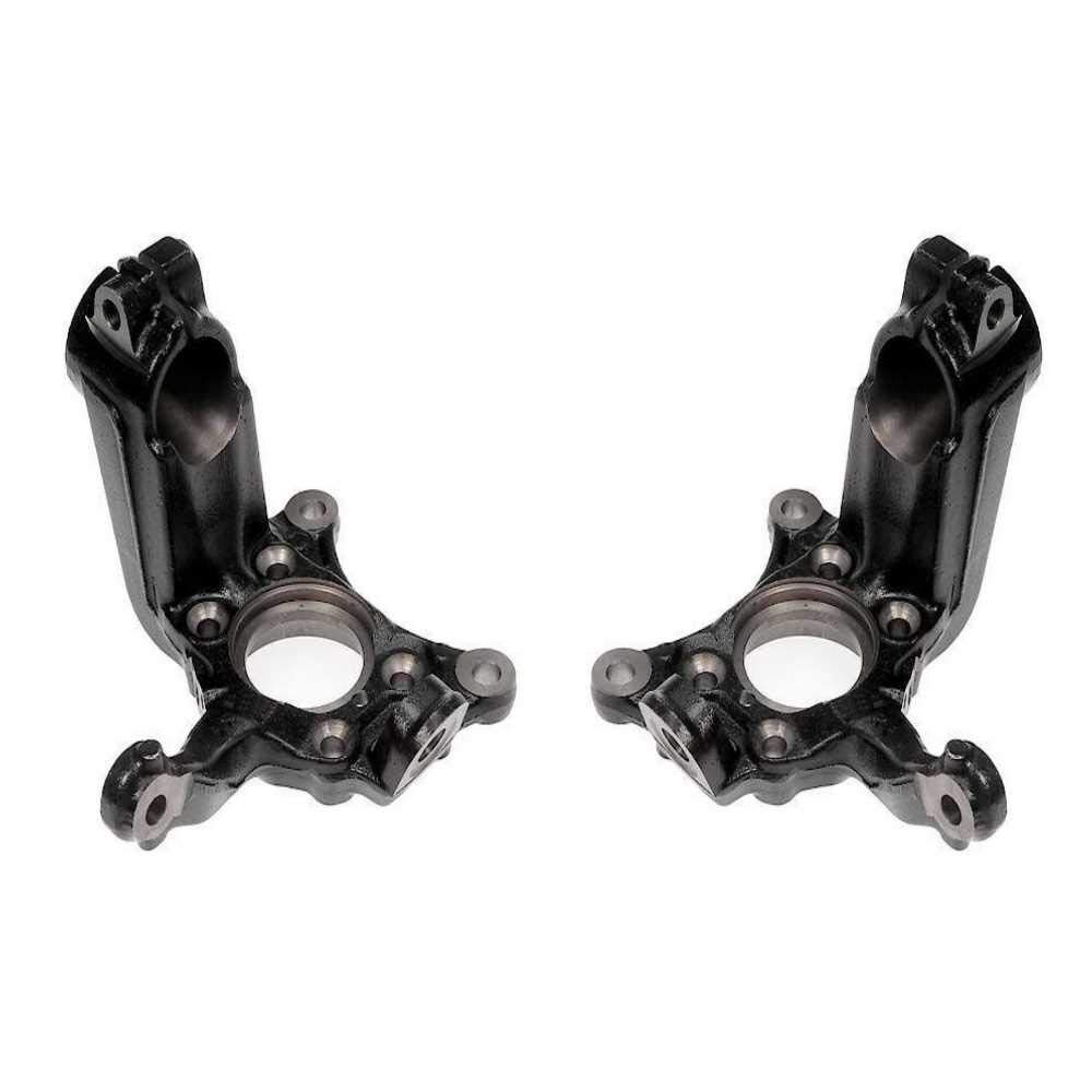 Prime Choice Auto Parts KN798312PR Pair 2 Front Steering Knuckles