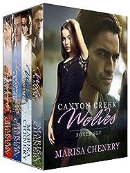 Canyon Creek Wolves Boxed Set