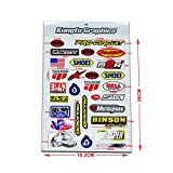 Kungfu Graphics FMF Micro Sponsor Logo Racing