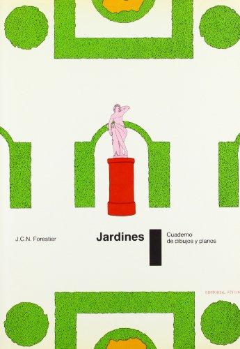 Descargar Libro Jardines: Cuaderno De Dibujos Y Planos J.c.n. Forestier
