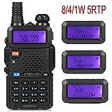 Baofeng UV-5RTP Tri-Power 8/4/1W Two-Way Radio