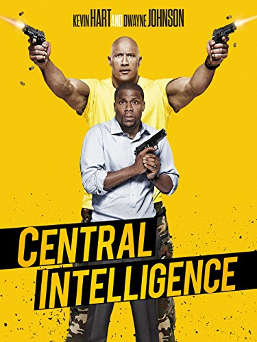 Central Intelligence (Theatrical Version)