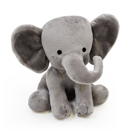 Blue Elephant Stuffed Animal (Bedtime Originals Choo Choo Express Plush Elephant -)