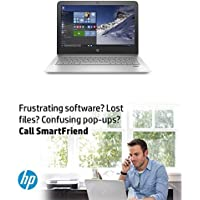 HP ENVY 13.3-Inch Laptop with 1-Month 24/7 Tech Support