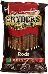 Snyder's of Hanover Rod Pretzels - 12 oz