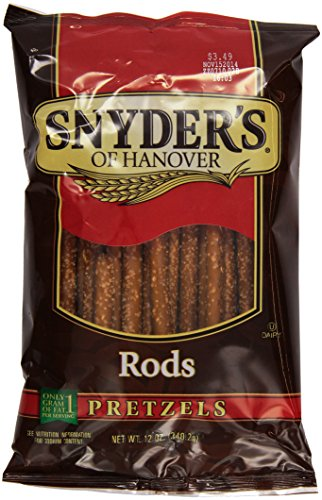 Snyder's of Hanover Rod Pretzels