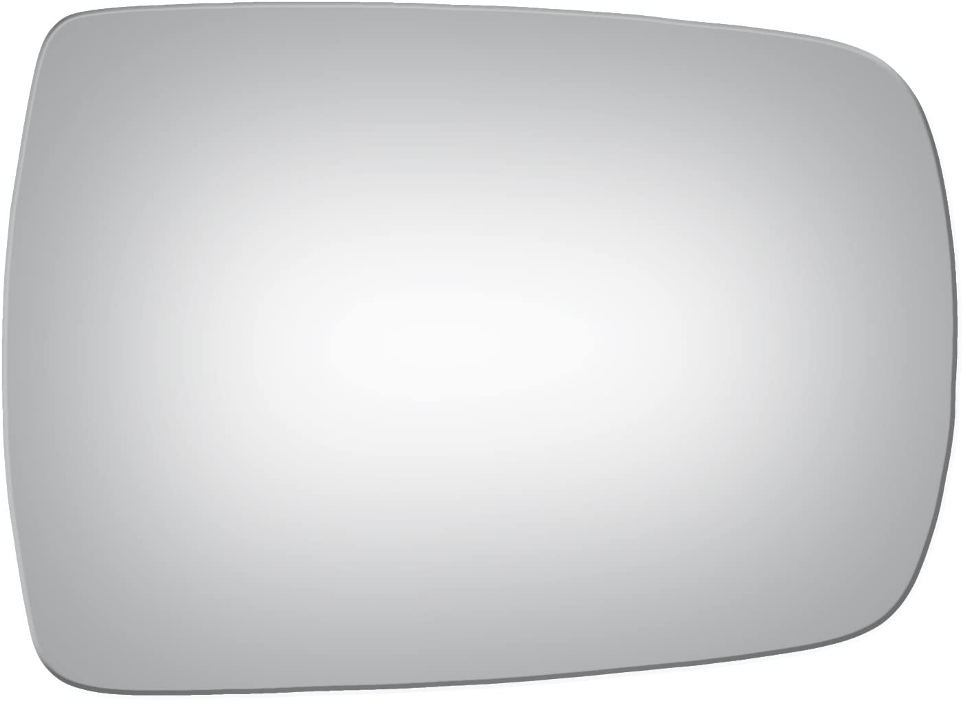 New Replacement Mirror Glass with FULL SIZE ADHESIVE for HYUNDAI ENTOURAGE KIA SEDONA Driver Side View Left LH
