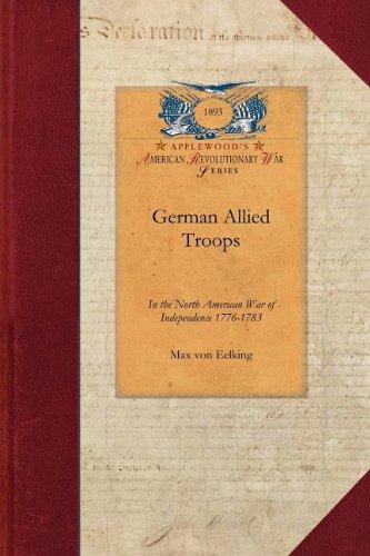 German Allied Troops in the North Americ (Revolutionary War) pdf epub