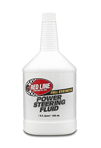 Red Line 30404 Power Steering Fluid - For Full Hydro/Hydro Assist Steering