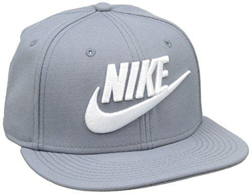 Nike U Nk True Futura Gorro, Hombre, Gris/Negro/Blanco, MISC: Amazon.es: Deportes y aire libre