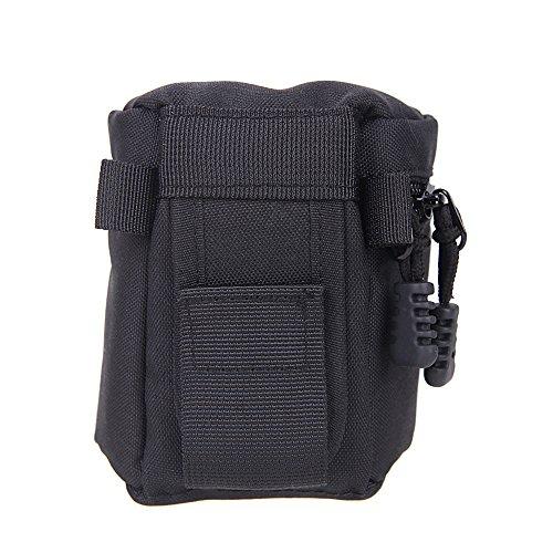 Honeytecs Lens Case Pouch Bag 9 * 8cm for DSLR Nikon Canon Sony Lenses FY-1