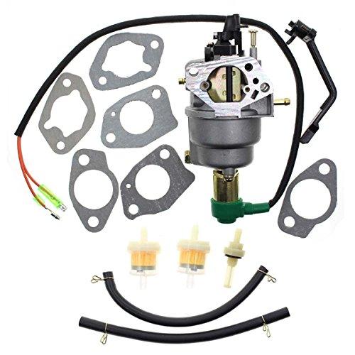 - Carbhub Carburetor for Predator 420CC 5000W 8750W 7000W 6500W 188F Generator Carb with Fuel Filter Line Gaskets