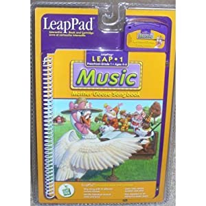 Amazon Com Leap 1 Music Mother Goose Songbook Leapfrog
