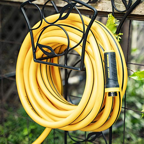 Stanley Fatmax Professional Grade Water Hose, 50' x 5/8, Yellow 500 PSI