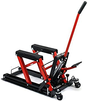 Cartrend 50241 Motorcycle lift load up to 680 kg