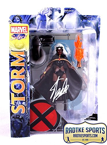 Stan Lee Autographed/Signed Marvel Select X-Men Storm In-Box Action Figure
