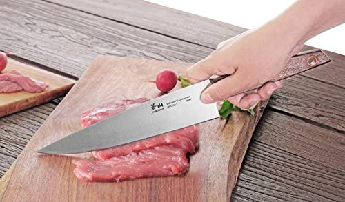 Cangshan W Series 60089 German Steel Chef's Knife, 8-Inch