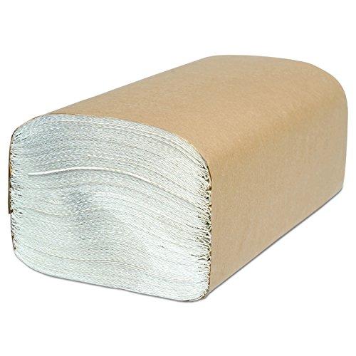 (Cascades 1766 Decor Folded Towel, Single-Fold, 9 1/8
