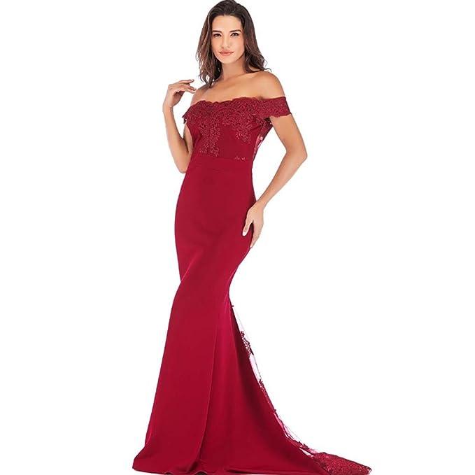 Vestidos Rojos Largos De Fiesta Moda Para Mujer De Noche
