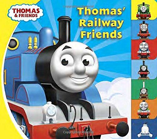 Thomas' Railway Friends (Thomas & Friends) (Thomas & Friends (Board Books))