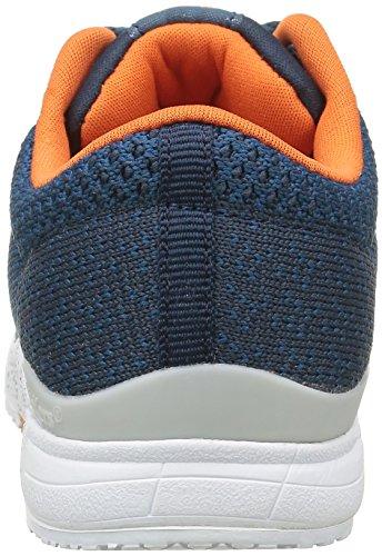 Kickers Knitwear - Zapatilla Baja Niños Azul