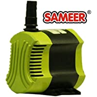 Sameer Submersible Cooler Pump for Desert Air Cooler, Aquariums, Fountains, 18W, Assorted Color