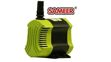 Sameer Submersible Cooler Pump for Desert Air Cooler, Aquariums, Fountains, 18W