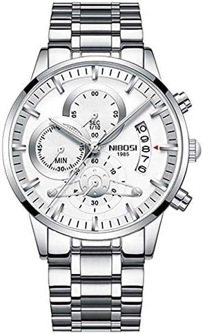 水晶腕時計のスポーツの腕時計の人自動防水腕時計の人