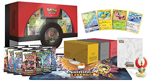 Pokemon TCG: Shining Legends Super Premium Ho-Oh Collection Box by Pokemon