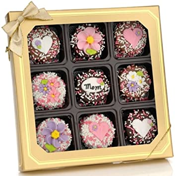 Amazon Com Mother S Day Oreos Gift Box Mother S Day Gift Box Of 9