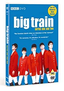Big Train - Series 1 & 2 [Reino Unido] [DVD]