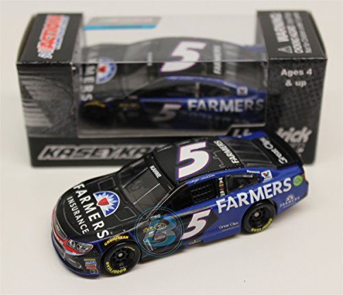 Lionel Racing Kasey Kahne #5 Farmer's Insurance 2016 Chevrolet SS NASCAR Diecast Car (1:64 Scale)