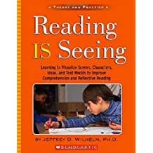 Reading Is Seeing: Learning to Visualize Scenes, Characters, Ideas and Text Worlds to Improve Comprehension