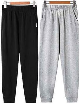 Conjunto De 2 Pantalones De Chandal De Algodon Para Hombres Pijamas Para Hombres Sudaderas Para Hombre J Amazon Es Deportes Y Aire Libre