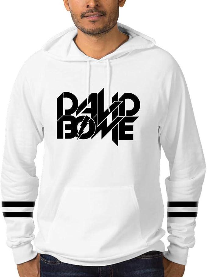 Herbert13 David Bowie,Funny Sports Mens Hooded Jacket Hoodies Pocket