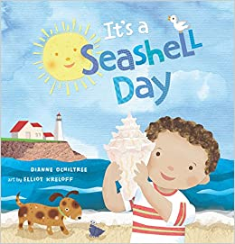 its a seashell day dianne ochiltree elliot kreloff 9781609055301 amazoncom books