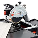 "Lackmond Beast Wet Tile Saw - 10"" Portable"