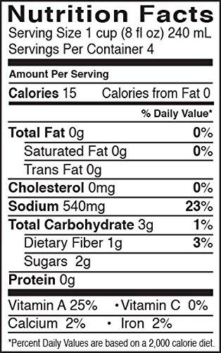 Pacific Foods, Organic Vegetable Broth (Pack of 6)