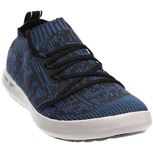 adidas outdoor Men's Terrex CC Boat Parley Core Blue/Core Black/Chalk White 10 D US