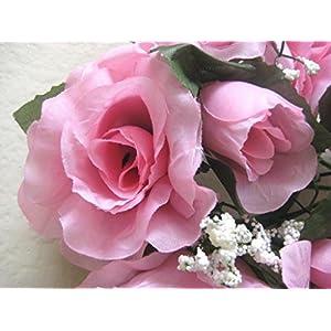 Silk Roses Flowers - Page 4 of 37 - Silk Flower Arrangements 9d3dd291c8ce