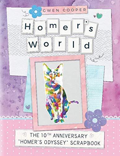 "Homer's World  The 10th Anniversary ""Homer's Odyssey"" Scrapbook"