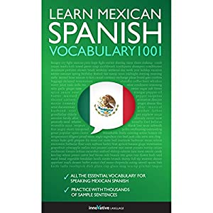 Learn Mexican Spanish - Word Power 2001 Audiobook