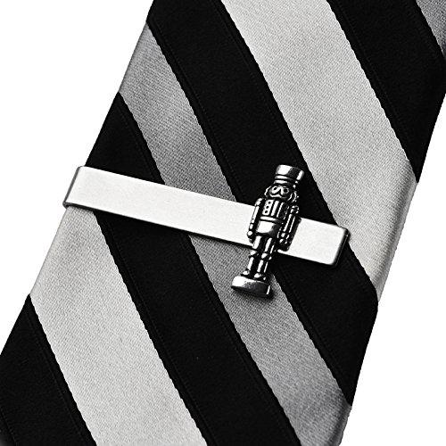 Quality Handcrafts Guaranteed Nutcracker Tie Clip