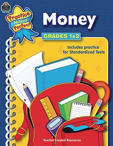 Money Grades 1-2: Money (Practice Makes Perfect (Teacher Created Materials))